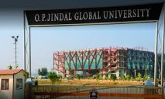 Jindal School of Art and Architecture, O.P. Jindal G...