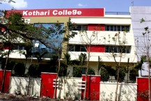 Kothari College of Management Science and Technology